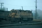 Maine Central Railroad EMD GP38 No. 261