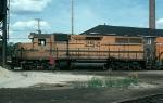 Maine Central Railroad (MEC) EMD GP38 No. 254