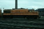 Maine Central Railroad (MEC) GE U25B No. 226