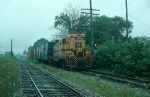 Maine Central Railroad (MEC) GP7 No. 565