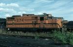 Maine Central Railroad (MEC) EMD GP7 No. 574