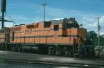 Maine Central Railroad (MEC) EMD GP38 No. 252