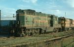 Maine Central Railroad (MEC) EMD GP7 No. 571