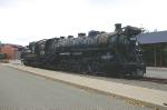Grand Trunk Western #6039 - 4-8-2 Class U-Ic - built Baldwin Locomotive Works