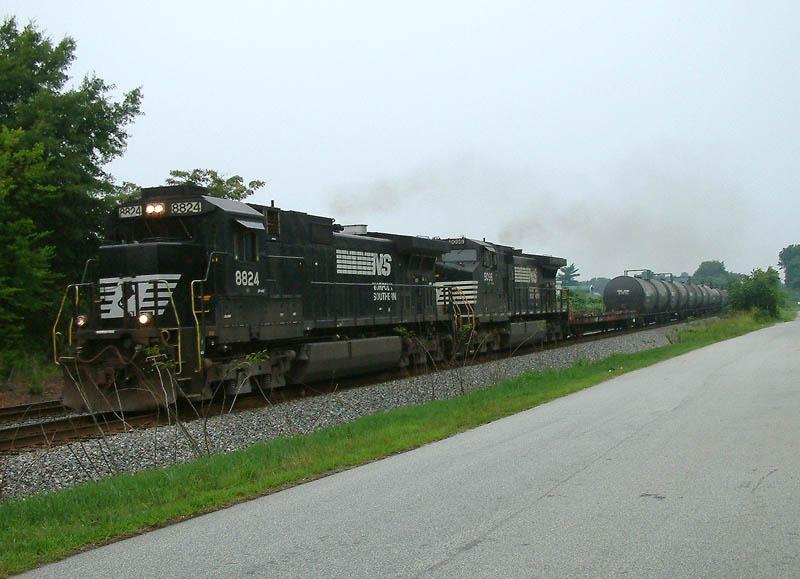 NS Train 119