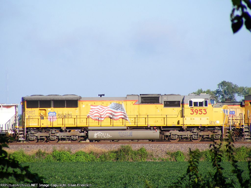 UP 3953