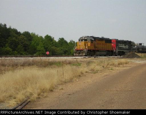 UP 2012 - SP 4862