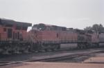 BNSF 5453