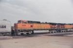 BNSF 4566