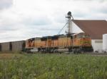 BNSF 9962 & BNSF 8826 Northbound Empty Coal Unit