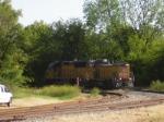 UPY 1473 - Apparent derail of UP 2096