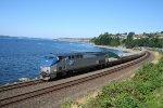 Southbound Amtrak Cascades Service