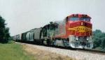 BNSF 521 East