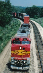 ATSF 689 West