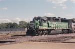 BNSF 3150