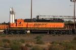 BNSF SD38P 1802