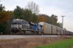 NS 7509 & NS 5414 WB @ Packard Rd.