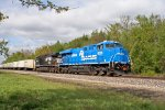 Conrail Heritage Unit #8098 EB With NS264 on Ex Wabash Line