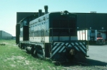 Southern Railway System EMD NW2 No. 1032H
