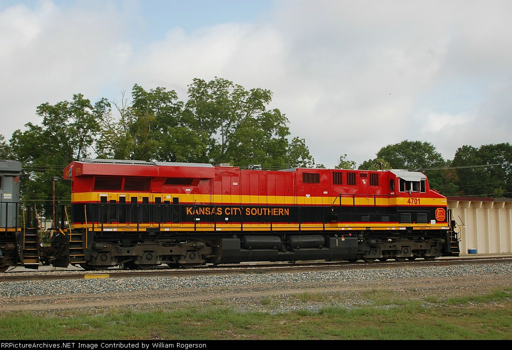Kansas City Southern Passenger Cars