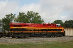 Kansas City Southern Railway (KCS) GE ES44AC No. 4701