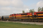 Kansas City Southern (KCS) EMD SD70ACe No. 3998