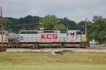 Kansas City Southern Railway (KCS) EMD SD40-3 No. 610