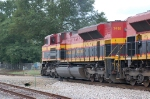 Kansas City Southern Railway (KCS) EMD SD70ACe No. 3998