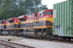 Kansas City Southern Railway (KCS) EMD SD70ACe No. 4059