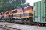 Kansas City Southern Railway (KCS) EMD SD70ACe No. 4059