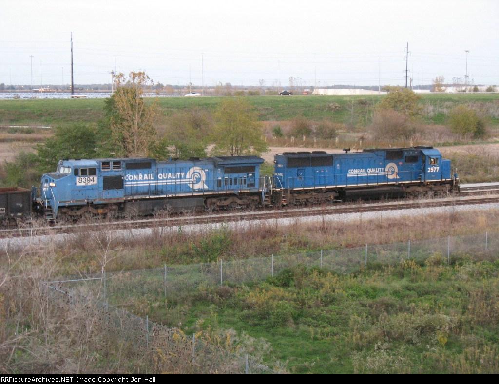 NS 2577 & 8394