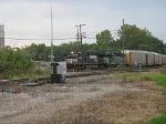 NS 9090 & CEFX 7077 working through NE with 13N