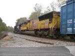 UP 3882 & NS 9638