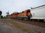BNSF 8634