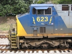 CSX 623 is no longer under warranty, dont crash it!