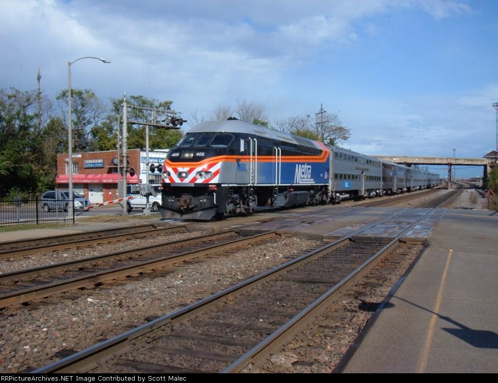 METX 405