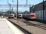 Metro North yard