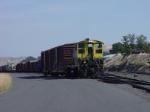 East lewiston, Idaho train yards