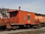 East Lewiston Train yards