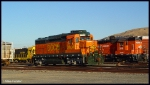 BGCM 2404 at Lewiston Idaho rail yards