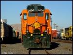 Bountiful Grain & Craig Mountain Railroad