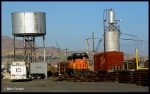 Lewiston Idaho rail yards