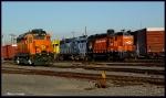 Lewiston, Idaho rail yards