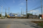 CSX 7911 takes stacks to Detroit