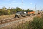 NS 9494 west on auto train
