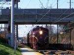 PRR 5711 Army Navy train