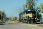 Iowa, Chicago and Eastern Train MSPKC (Mainfest Freight - St Paul ot Kansas City)