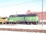 BNSF 2815