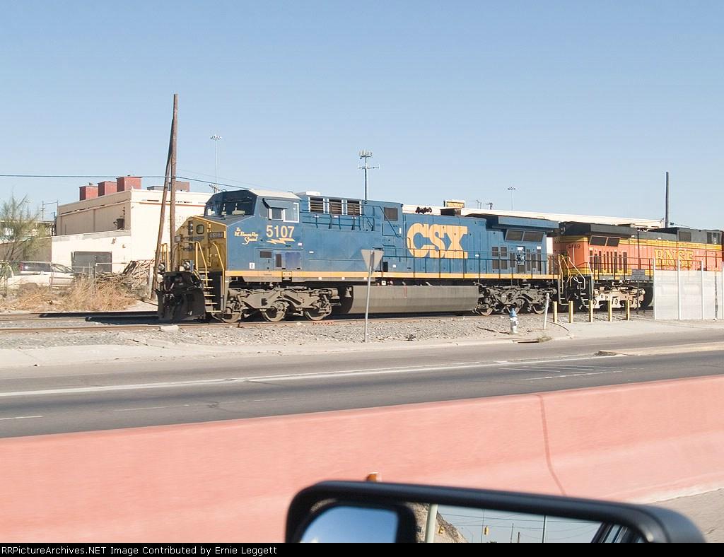 CSX 5107 - W. Thomas Rice Special