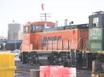 BNSF 3704